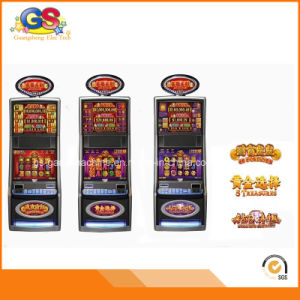 Dragon Slots Video Game King Draw Poker Slot Machine for Sale Las Vegas pictures & photos