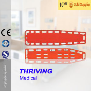 Medical PE Ambulance Foldaway Stretcher (THR-1A7) pictures & photos