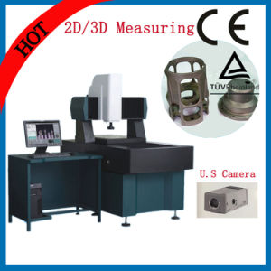 Industry High Quick 3D Optical Vision/ Video Measurement Machine pictures & photos