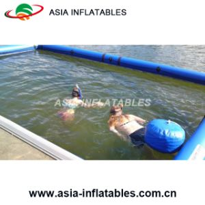 Inflatable Swimming Enclosure Portable Floating Pool pictures & photos