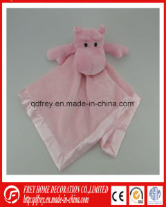 Stuffed Plush Baby Comforter Blanket Toy pictures & photos