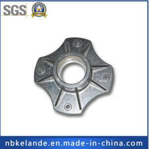Custom Made CNC Machine Part with Aluminum Sand Casting pictures & photos