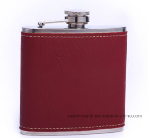 Mini Pocket Stainless Steel Whisky Hip Flask (R-HF027) pictures & photos