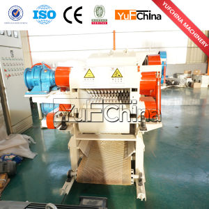 Wood Chipper with High Efficiency Gasoline pictures & photos