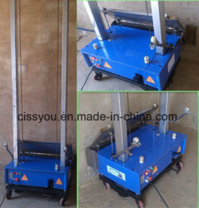 India Automatic Mortar Wall Render Plastering Machine pictures & photos