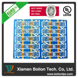 4 Layers High Quality Rigid-Flex PCB pictures & photos