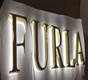 Full Color LED Display with Outdoor Backlit Light as Signage pictures & photos