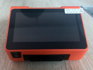Android Mini Tablet POS with Dual Screen and Thermal Printer for Restaruant pictures & photos