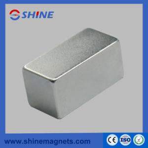 Coating Epoxy Block Neodymium Magnet pictures & photos