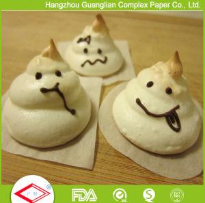 5.5 Inch Non-Stick Reusable Silicone Steamer Paper pictures & photos