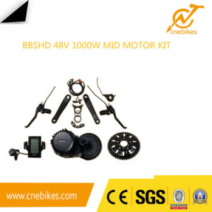 High Torque Bafang Bbshd 1000W 8fun BBS03 E-Bike Kit pictures & photos