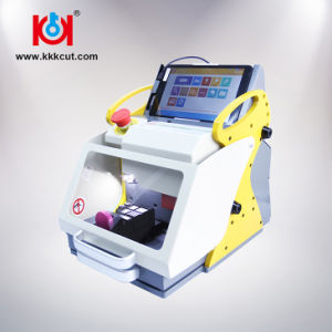 Amazing Promotion for New Sec-E9 Fully Automatic Duplicate Key Cutting Machine Best Locksmith Tool pictures & photos