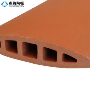 High Sound Insulation Exterior Terracotta Wall Panels for Construction Material pictures & photos