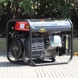 Bison (China) BS1800n 1kw China Manufacturer Copper Wire Gasoline Generator pictures & photos