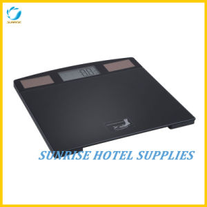 Hotel Power by Solar Weighing Scale with Backlight pictures & photos