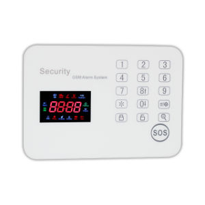 Factory Price DIY Wireless GSM Alarm System with APP Control pictures & photos