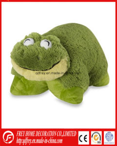 Ce Stuffed Hippo Animal Pillow for Promotional Gift pictures & photos