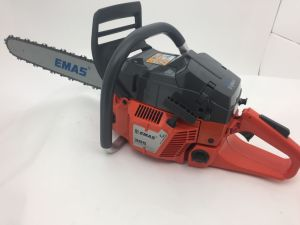 Emas Popular Gasoline Chain Saw with Original Walbro or Tillotson Carburetor Motosierra with Ce (EH365) pictures & photos