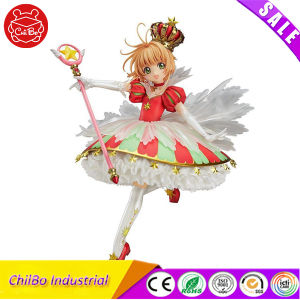 Cartoon Plastic Figure Toy for Kids Have Fun pictures & photos