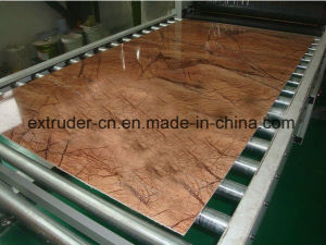 PVC Marble Board Machine/Board Production Line pictures & photos