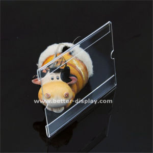 Clear Acrylic Supermarket Price Tag Holder pictures & photos