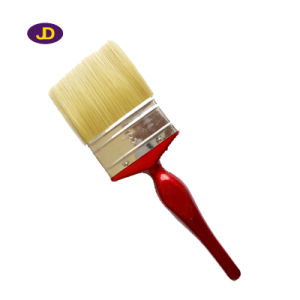 Plated Popular Wood Handle Paint Brush pictures & photos