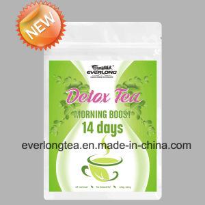 Herbal Wellness Flat Tummy Tea Burn Fat Tea Detox Tea (Morning Boost Tea 14 days Infusions) pictures & photos