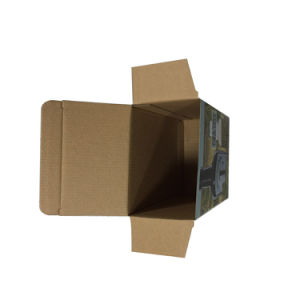 Glossy PP Laminated Cardboard Box pictures & photos