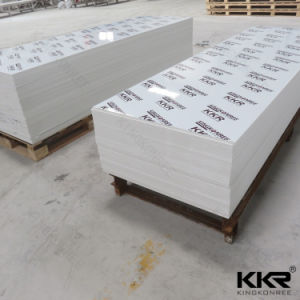 Artificial Stone Resin Big Slab Solid Surface Sheet pictures & photos