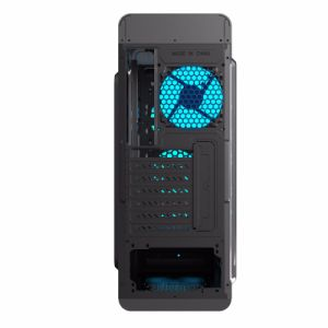 Computer PC ATX Case, Gamemax Starlight latest Design with Transprant Front and Side Panel pictures & photos