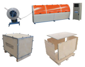 Machinery for Nail-Less Boxes and Crates pictures & photos
