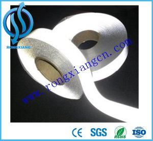 Silver Reflective Tape (T/C) for Safety Vest pictures & photos