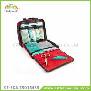 Emergency Outdoor Travel Medical First Aid Kit pictures & photos