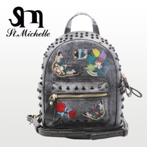 Fancy Embroidery Backpack on Sale pictures & photos