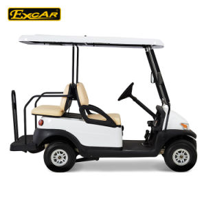 2 Front Seater Plus 2 Rear Seater Golf Buggy pictures & photos