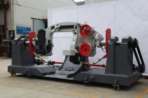 D Type Twisting Machine for Cable Wire Manufacture pictures & photos