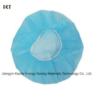 Disposable Bouffant Cap Ready Made Supplier for Doctor Nurse and Food Industry Kxt-Bc09 pictures & photos