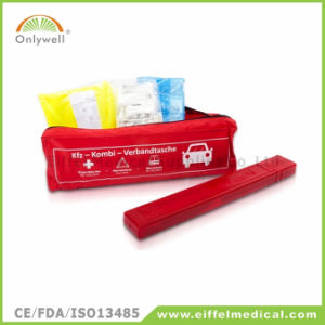 Kombi Set 3 in 1 Din13164-2014 Medical Car First Aid Kit pictures & photos