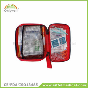 Medical Home Emergency Outdoor First Aid Kit pictures & photos