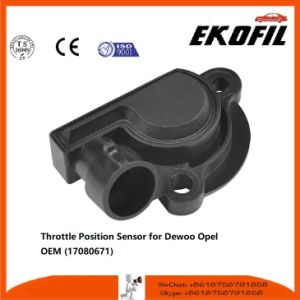 Auto Parts Throttle Position Sensor for Dewoo Opel (17080671) pictures & photos