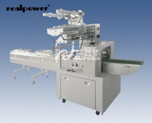 Automatic Package /Packing Line for Cake/Cookies/Bread pictures & photos