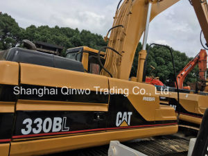 Good Price Second Hand Caterpillar 330bl Excavator Digger with Hydraulic Breaker pictures & photos