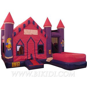 Inflatable Toy Castles, Princess Jumping Castle (B3054) pictures & photos