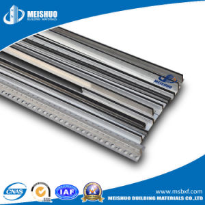 Stainless Steel Ceramic Tile Movement Expansion Joints for Decking pictures & photos