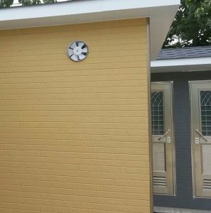 Metallic Embossed Exterior Wall Siding pictures & photos