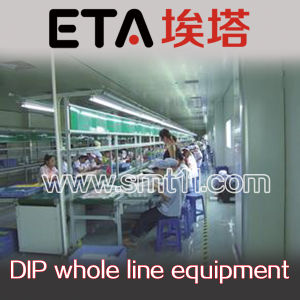 Belt Conveyor Structure Type Speed Adjustable Efficient Product Assembly Line pictures & photos