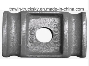"""Sinotruck HOWO Spare Parts """"U"""" Bolt Plate Wg80520002 pictures & photos"""