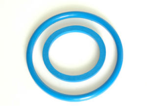 Customized Designs High Temperature Silicone Rubber O Ring in Sealing pictures & photos