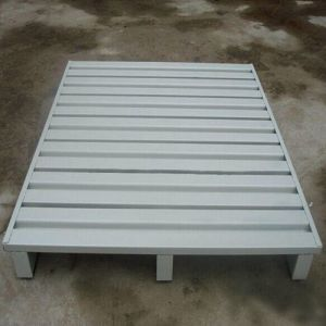 3- Leg Single Faced Heavy Duty Industrial Warehouse Steel Pallet/Warehouse Cage pictures & photos