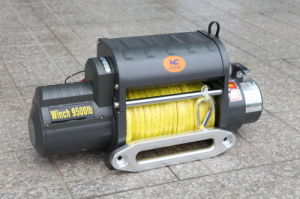 12V Wireless Electric Winch 13000lb pictures & photos